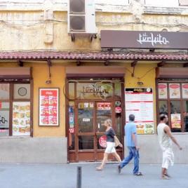 Restaurante Turco – Madrid (Espanha)