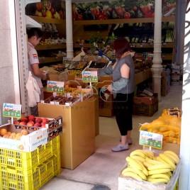 Banca de Frutas – Madrid (Espanha)