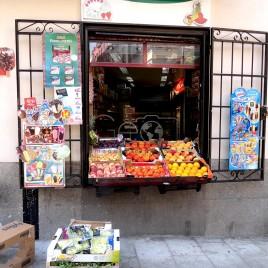 Banca de Frutas e Verduras – Madrid