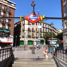 Estação de Metrô Lavapiés