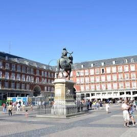 Plaza Mayor – Madrid (Espanha)