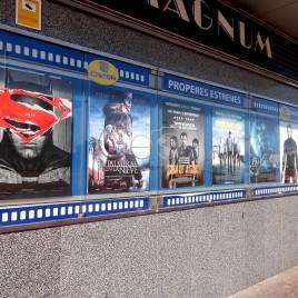 Cartazes de filmes de cinema – Barcelona