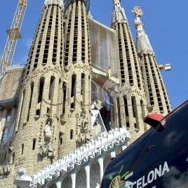 Turismo – Sagrada Família, Barcelona (Espanha)