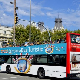Ônibus de Turismo – Barcelona