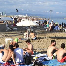 Praia – Barcelona (Espanha)