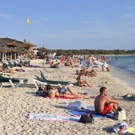 Praia de Es Trenc – Maiorca (Espanha)