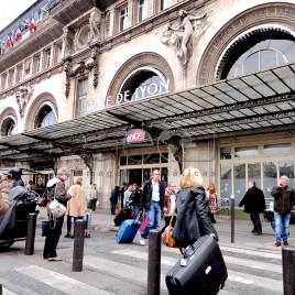 Estação de Trem Gare de Lyon