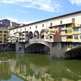 Ponte Vecchio – Florença, Itália
