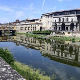 Rio Arno – Florença (Itália)