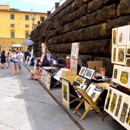 Artistas de Rua – Florença (Itália)