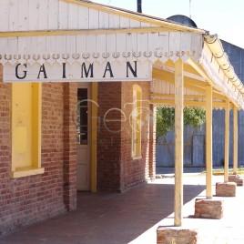 Antiga Estação de Trem – Gaiman