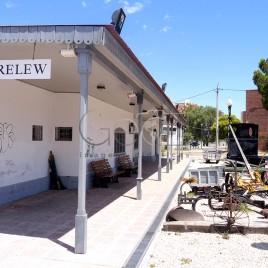 Antiga Estação de Trem – Trelew, Argentina