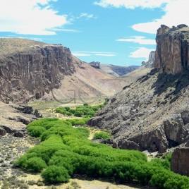 Canyon Rio Pinturas, Argentina