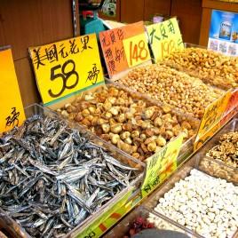 Comércio de Rua – Hong Kong