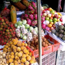 Frutas Locais