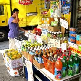 Comércio de rua