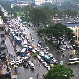 Trânsito em Nairóbi