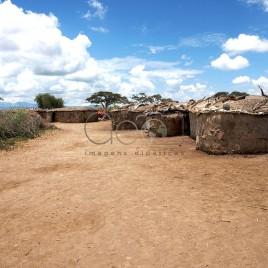 Casas Masai