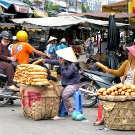 Mercado de Rua – Ho Chi Minh, Vietnã