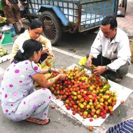 Mercado de Rua – Vietnã