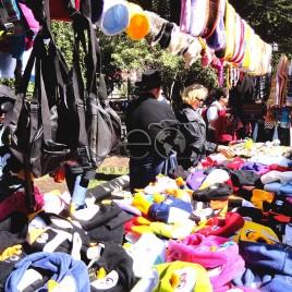 Comércio de Roupas de Frio – Chile
