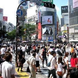 Fluxo de Pessoas – Tóquio