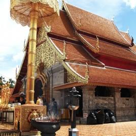 Templo Phrathat Doi Suthep