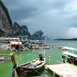 Vila de Pescadores – Tailândia
