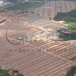 Vista aérea de Casas Populares (MA)