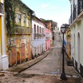 Rua do Centro Histórico – São Luís, MA
