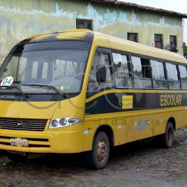 Ônibus Escolar – Alcântara (MA)