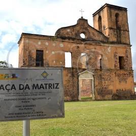 Praça da Matriz – Alcântara (MA)