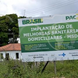 Saneamento Básico – Alcântara (MA)