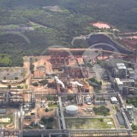 Vista aérea de Zona Industrial (MA)