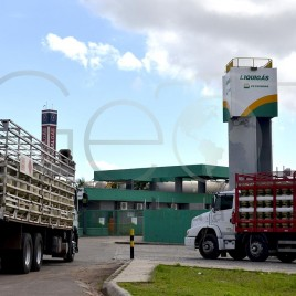 Distribuidora de Gás
