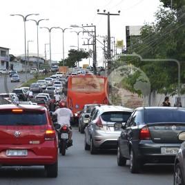 Trânsito em São Luís (MA)