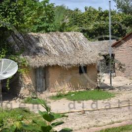 Casas de Pau a Pique