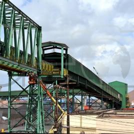 Transporte de minérios, Porto de Itaqui (MA)
