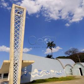 Igreja de São Franciso de Assis – BH, MG