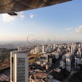 Vista de BH a partir da Torre Alta Vila
