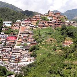 Ocupação de Morros – Petrópolis, RJ