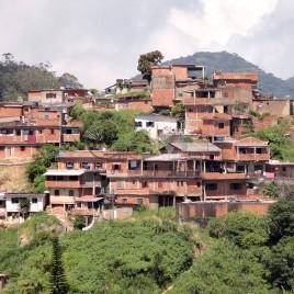 Área de Risco – Petrópolis, RJ