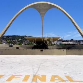 Arco da Praça da Apoteose