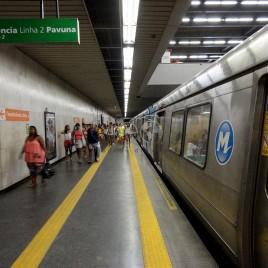 Metrô – Rio de Janeiro