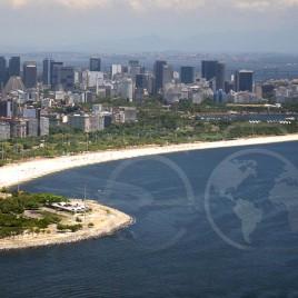 Vista da Região Central do Rio de Janeiro