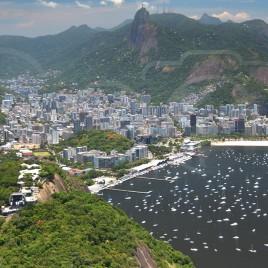 Vista da Cidade do Rio de Janeiro