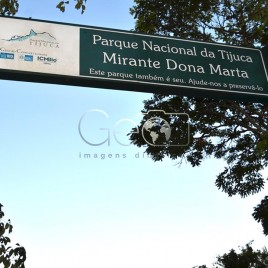 Mirante Dona Marta – P.N da Tijuca