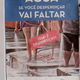 Campanha contra o Desperdício de Água