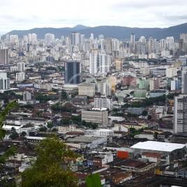 Vista da Cidade de Santos