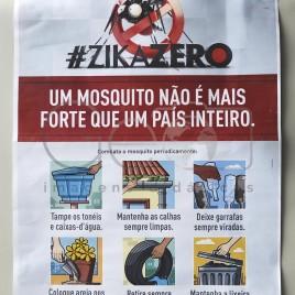 Campanha contra o Aedes Aegypti